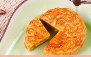 栗蓉蔓越莓冰皮月饼的做法_母婴食谱_饮食_99健康网