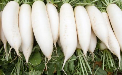 白萝卜的功效与作用 白萝卜的吃法 白萝卜的营养价值