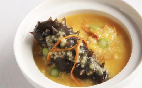 冬季进补 海参的做法 海参食谱做法