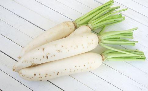养生萝卜 白萝卜的功效 白萝卜偏方