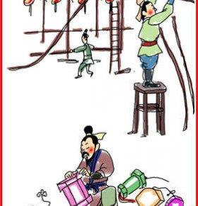 中国人过年习俗大全 春节习俗大全 春节习俗有哪些
