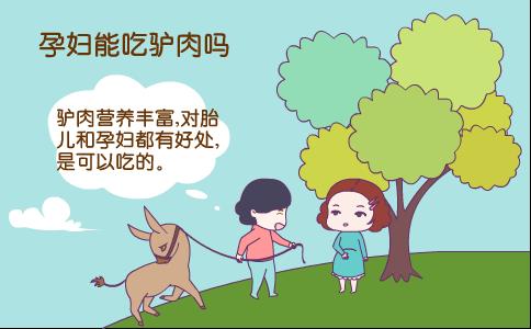 孕妇吃驴肉 孕妇吃驴肉的好处 孕妇吃驴肉的注意事项