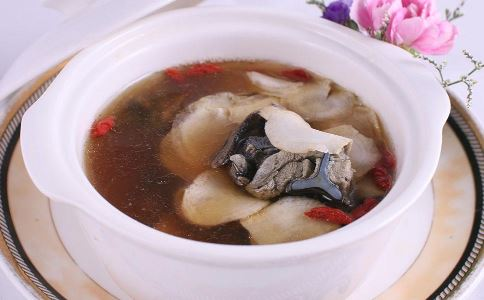 1,羊肾腰豆杜仲汤