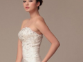 唯美新娘造型 尽显典雅华丽