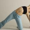 练习瑜伽好处多 女性可以防痛经