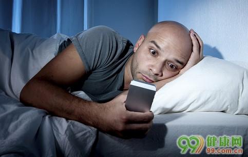 熬夜的危害 晚睡的危害 晚睡强迫症