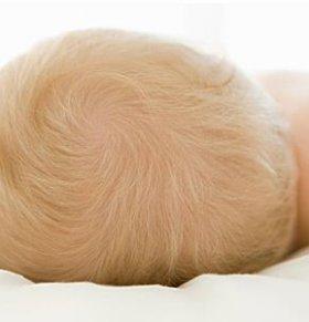 外国宝宝头型 宝宝睡头型 宝宝头型