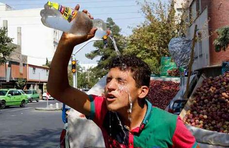伊朗体感温度达74℃ 体感温度是什么意思 伊朗体感温度