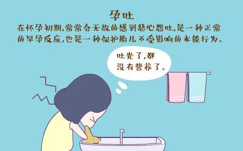 孕吐的原因 孕吐怎么办 孕妇怎么缓解孕吐
