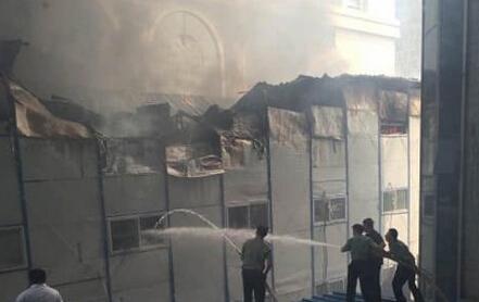 军区总医院着火 医院火灾如何逃生 医院火灾怎么逃生