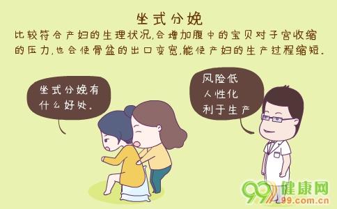 什么是坐式分娩 坐式分娩的优点 坐式分娩的适应人群