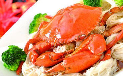 秋季吃螃蟹有什么好处图片