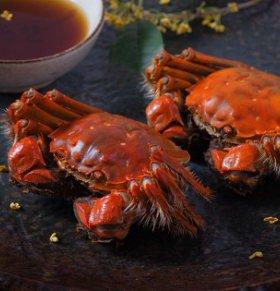 秋风起蟹黄肥 这样吃螃蟹最健康