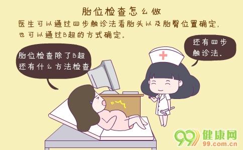 怀孕多久检查胎位 胎位检查要做吗 胎位检查的作用