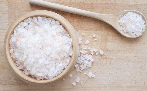 你不知道食盐的10大保健奇效