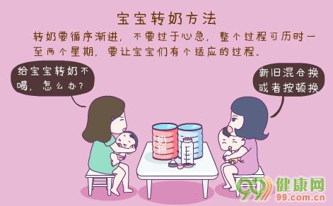 宝宝如何转奶 转奶的正确方法 转奶注意事项