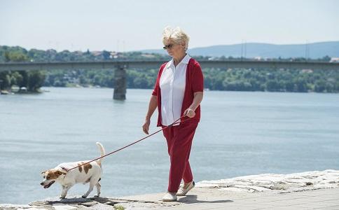 老人如何散步好老人適合快速散步嗎老人散步的方式有哪些