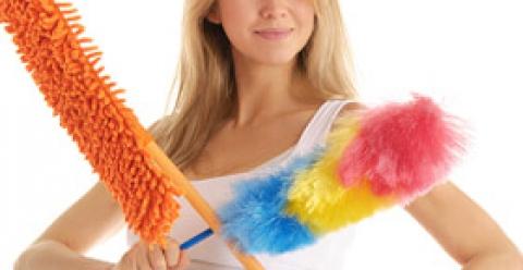准妈妈春节前大扫除 准妈妈节前卫生大扫除 准妈妈春节卫生大扫除