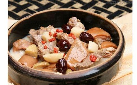 产后v产后田鸡食谱黑豆炖羊肉麻辣枸杞火锅要什么配菜图片