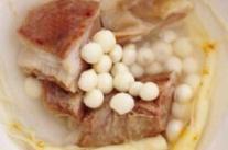 人参芡实羊肉汤