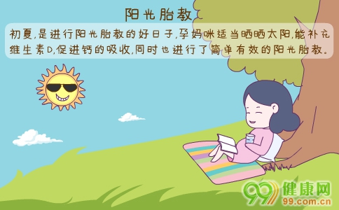 阳光胎教 阳光胎教是什么意思 阳光胎教的好处
