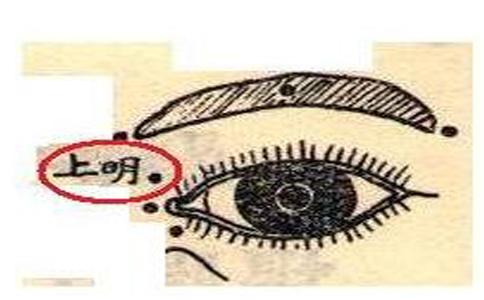 上明穴穴位的准确位置图 上明穴的作用 上明穴的具体位置在哪里