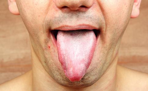 艾滋病的舌头症状是怎样的图片