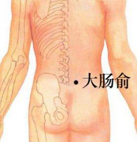 大肠俞穴穴位的准确位置图 大肠俞穴的具体位置 大肠俞穴在哪里
