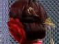 新娘盘发 中式新娘发型设计