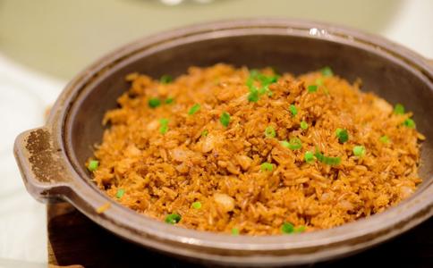 最具异域风情的炒饭 咖喱炒饭的做法