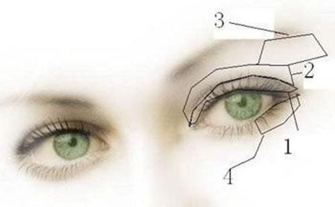 教你画出有层次感的眼影 怎么样画有层次感的眼影 怎么样让眼影有层次感