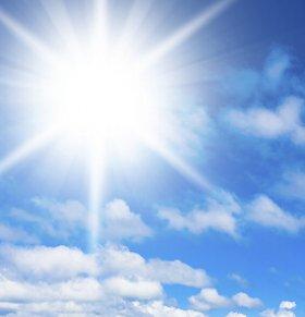 四川多市发布高温橙色预警 多地打破6月最热记录