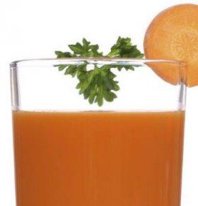 拥有超强减肥效果的蔬菜汁