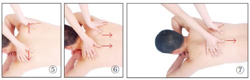 知识 按摩 部位 拇指 着力 平推法 方向 称为 一定 穴位 手掌