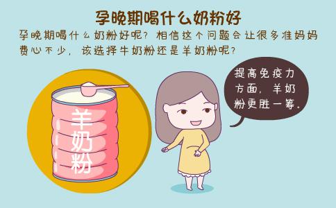 孕妇喝什么奶粉好 孕妇喝羊奶粉好吗 孕妇喝牛奶好吗