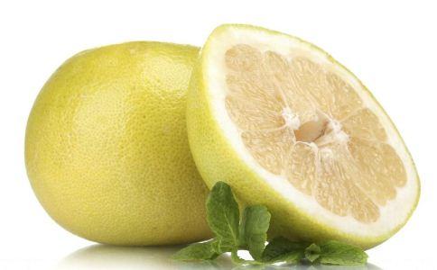 柚子有什么功效 吃柚子有什么好处 如何挑选柚子