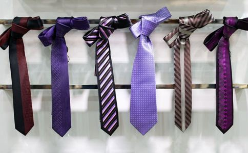 男人如何选择领带 领带的格式有哪些 领带的打法