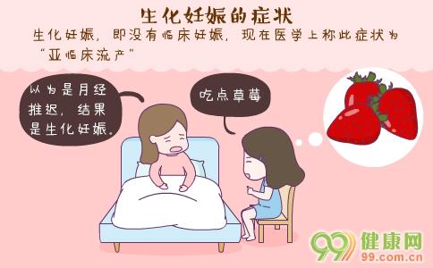 生化妊娠有哪些症状 生化妊娠的具体症状 生化妊娠有什么症状
