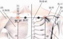 气户穴在哪里 按摩气户穴位的作用 气户穴的功效与作用