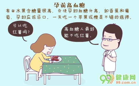 孕前高血糖 孕前血糖高的原因 孕前血糖高的症状