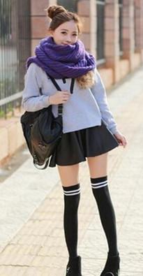 矮个子女生冬季怎么穿 冬季穿搭技巧让你显高