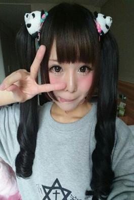 日本妹子化妆术太惊人 妆前妆后如同换了个人