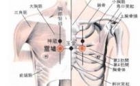 灵墟穴的功效与作用 按摩灵墟穴的作用 灵墟穴的准确位置图