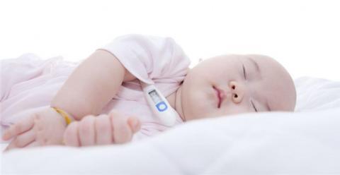 宝宝发热怎么办 冬季宝宝发烧如何退烧 宝宝发烧的中医疗法