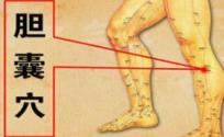 胆囊穴的功效与作用 胆囊穴的准确位置图 按摩胆囊穴的作用