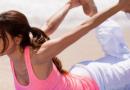 缓解消化不良的瑜伽体式―船式瑜伽视频