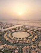 中东迷人的风景摄影图