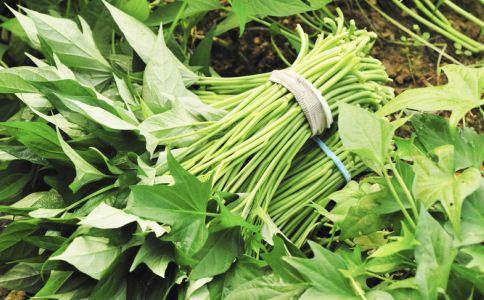 女人吃地瓜叶的好处 地瓜叶的营养价值 地瓜叶的功效和作用