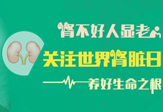 世界肾脏病日 世界肾脏病日是哪一天 世界肾脏病日主题