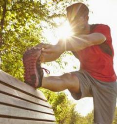 秋季健身如何正确用力